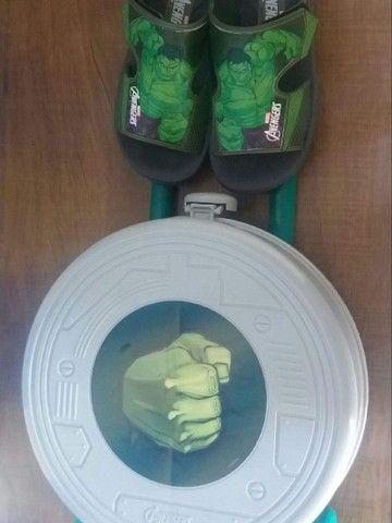 Papete hulk - Foto 2