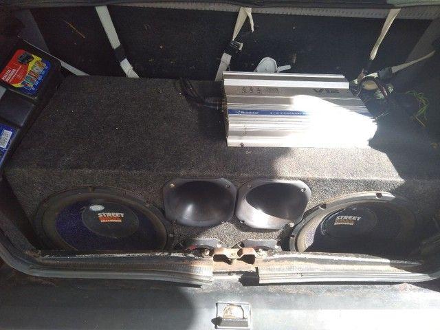 Vendo caixa de som completo - Foto 3