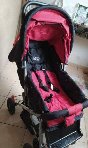 Carrinho de bebê R$ 270.00 - Foto 3