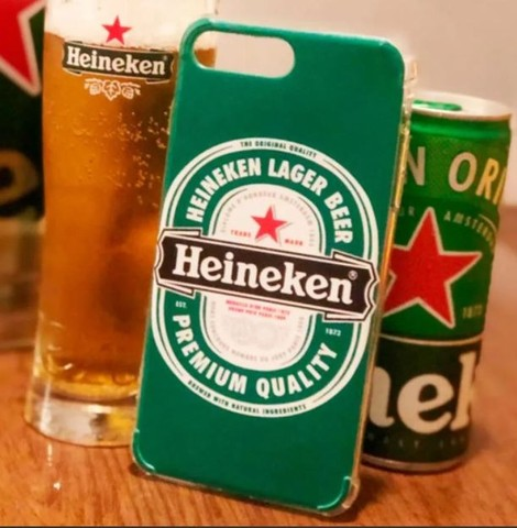 Case iPhone - Antishock coleção Bebidas. - Foto 2