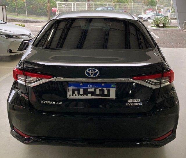 Corolla Altis Hybrid PREMIUM  21/22 - Foto 4