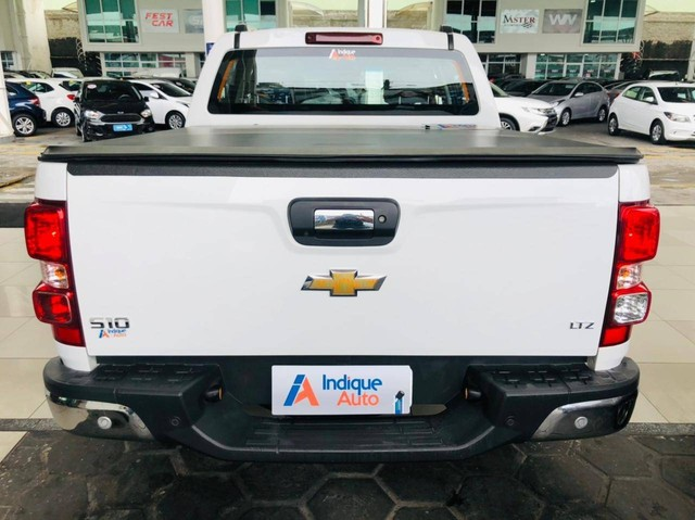 S10 2018/2019 2.5 LTZ 4X4 CD 16V FLEX 4P AUTOMÁTICO - Foto 5