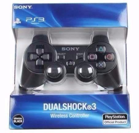 Controle Ps3 Sem Fio Dualshock Sony Playstation 3