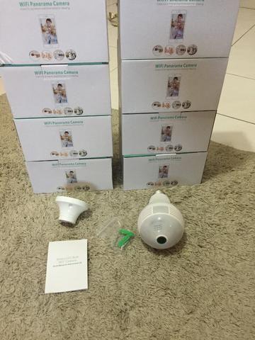 """Promoção Pronta entrega lâmpada câmera monitore sua casa ou estabelecimento"""" - Foto 3"""