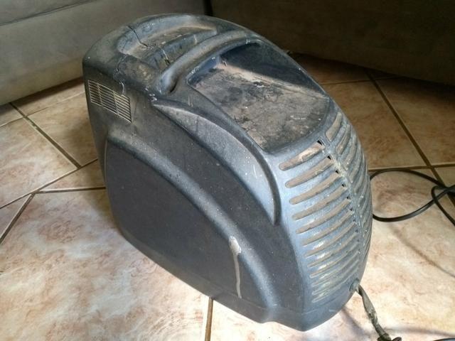 Vd ou tr motor 1½cv compressor shulz