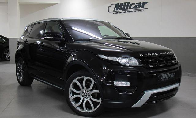 land rover range rover evoque si4 se dynamic 2 0 aut 2013 453446674 olx. Black Bedroom Furniture Sets. Home Design Ideas