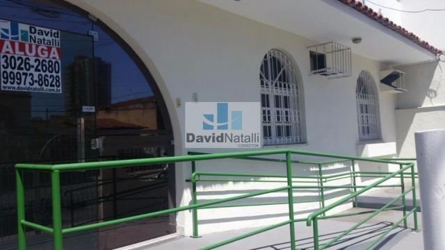Casa comercial para locação em Bento Ferreira, Vitória.