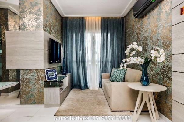 Entre a Messejana e cambeba com 2 e 3 quartos além de cobertura - Foto 3