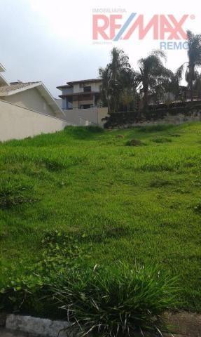 Terreno residencial à venda, condomínio bosques de grevílea, vinhedo. - Foto 7