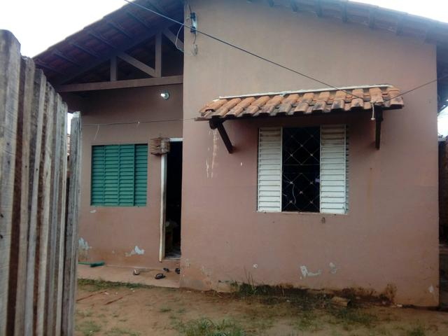 Vende-se ou troca-se uma casa no calafate São Miguel