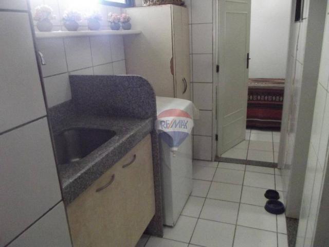 Apartamento residencial à venda, Boa Viagem, Recife. - Foto 8