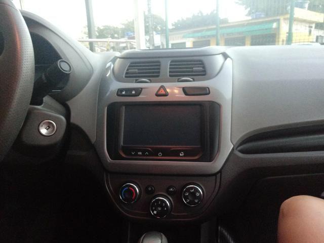Chevrolet Cobalt 1.8 LTZ Automático, Unica Dona- Novíssimo 35.800 Km, Top da Categoria - Foto 12