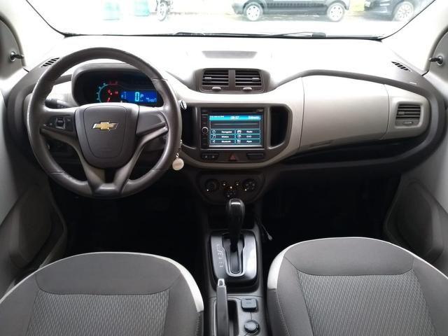 Chevrolet 2015 Spin lt 1.8 Flex Automatico 5 Lugares completo impecável 2015 - Foto 7