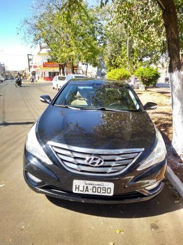 Hyundai Sonata 2.4 16v 2010/11 automático - Foto 5