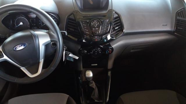 Ford Ecosport ECOSPORT 1.6 FREESTYLE 16V FLEX 4P MANUAL 4P - Foto 8
