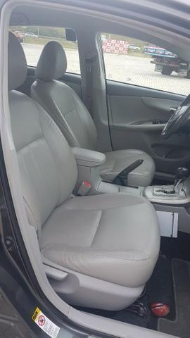 Corolla XEI 1.8 AT - 2010 - Foto 10
