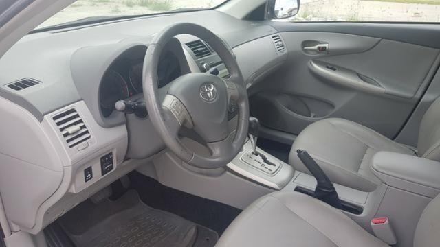 Corolla XEI 1.8 AT - 2010 - Foto 13