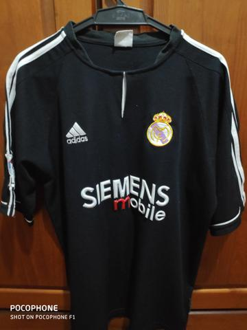 Camisa relíquia Real Madrid
