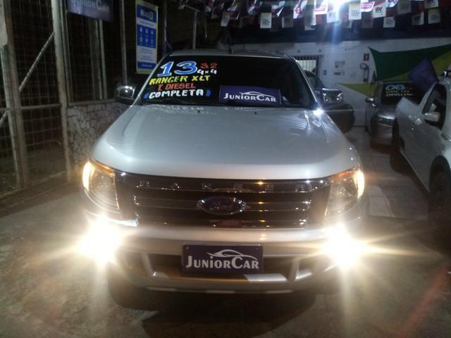 Ranger 2013 XLT 4X4 TURBO DIESEL ÚNICO DONO