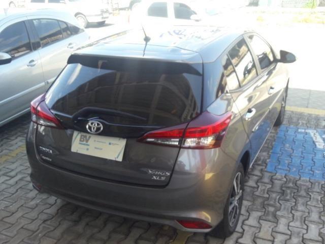 Toyota yiaris 2018/2019 1.5 16v flex xls multidrive - Foto 4