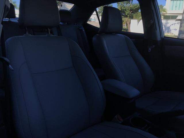 Toyota Corolla 2017 GLI Upper 1.8 Automático Flex Completo - Foto 19
