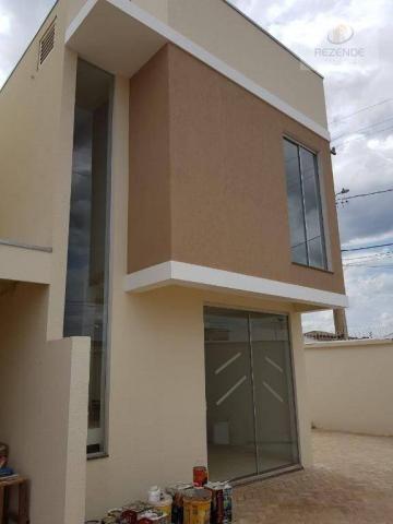 VENDA - Sobrado 2 suítes - 71 m² - R$ 210.000,00 - 604 Norte - Palmas/TO - Foto 3