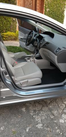 Honda Civic 1.8 LXS Flex Automático 4p - Foto 12