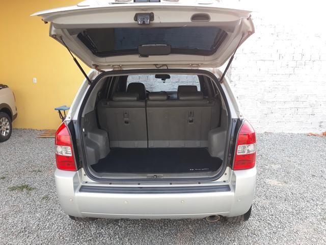 Pra vender logo Hyundai Tucson 2.0 só o filé - Foto 5