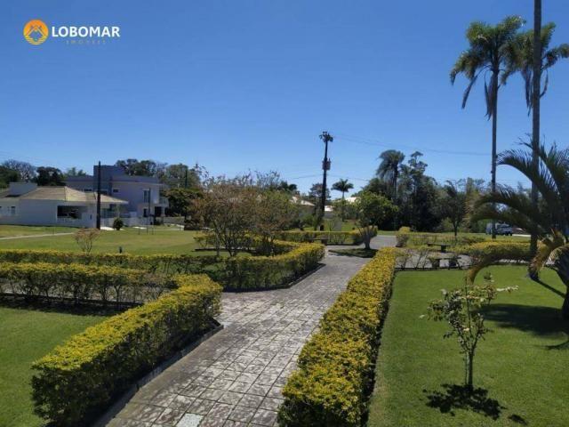 Terreno condominio fechado, 300 m² por r$ 145.000 - nossa senhora da paz - balneário piçar - Foto 10