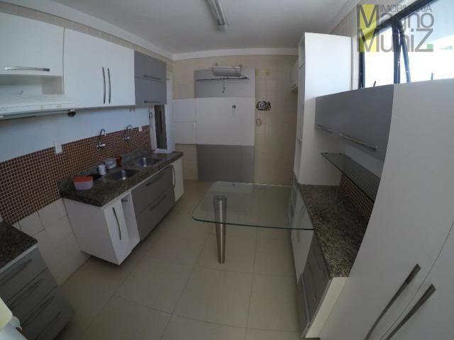 Apartamento com 3 dormitórios à venda, 116 m² por r$ 390.000,00 - cocó - fortaleza/ce - Foto 3
