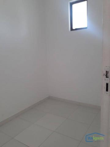 Cobertura com 4 dormitórios para alugar, 200 m²- pitangueiras - lauro de freitas/ba - Foto 14