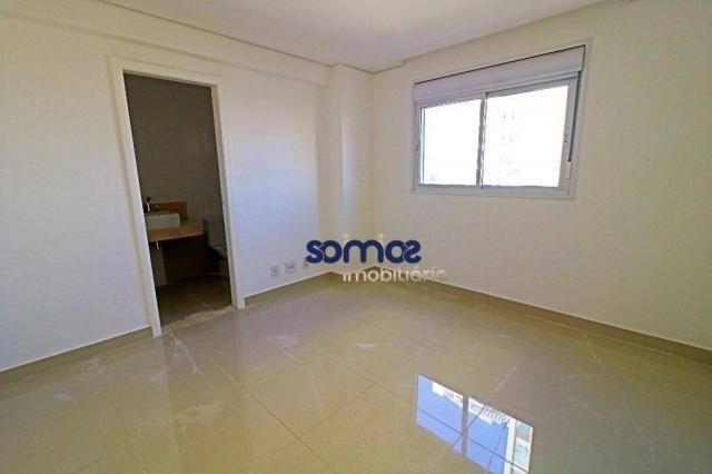 Apartamento duplex com 4 dormitórios à venda, 288 m² por r$ 2.080.000,00 - setor bueno - g - Foto 18