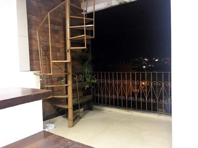 Lindo apartamento amplo com varanda gourmet. Financia - Foto 2