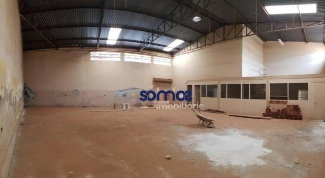 Galpão à venda, 400 m² por R$ 550.000,00 - Santa Genoveva - Goiânia/GO - Foto 3