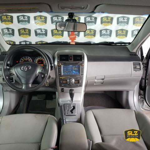 TOYOTA COROLLA 2011/2012 1.8 GLI 16V FLEX 4P AUTOMÁTICO - Foto 6