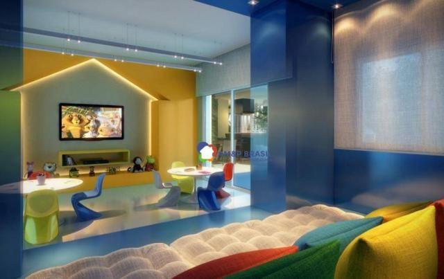 Apartamento com 3 dormitórios à venda, 178 m² por r$ 1.115.500,00 - setor marista - goiâni - Foto 14