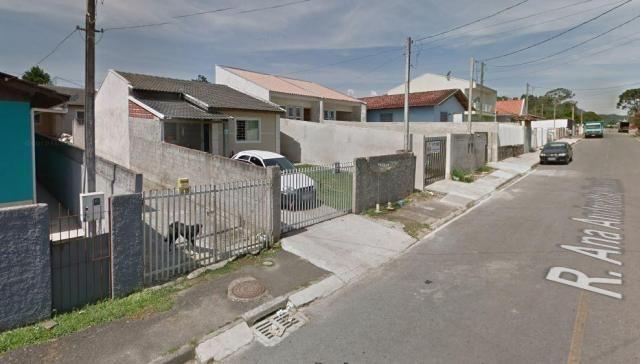 Casa com 2 dormitórios à venda, 56 m² por r$ 106.668 - santa luzia - quatro barras/pr - Foto 2
