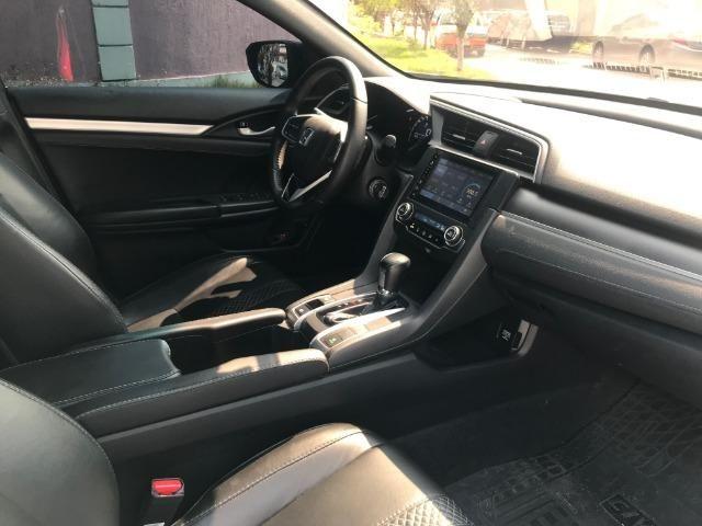 Honda Civic sport 2.0 flex com gnv 5.geração automático cvt completo 2018 - Foto 11