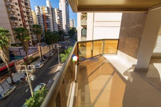 Apartamento com 3 dormitórios à venda, 230 m² por r$ 940.000,00 - setor bueno - goiânia/go - Foto 2