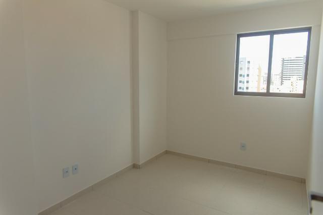 Apartamento 3 quartos com varanda na Jatiúca - Foto 8