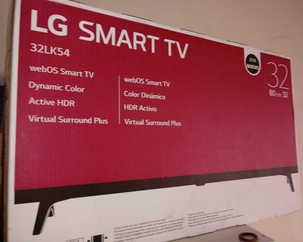 Tv 32 Smart LG em Rondonópolis Entrego Agora