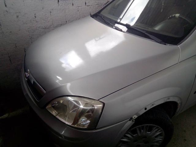 Corsa Max pra vender ou trocar obs carro finan - Foto 4