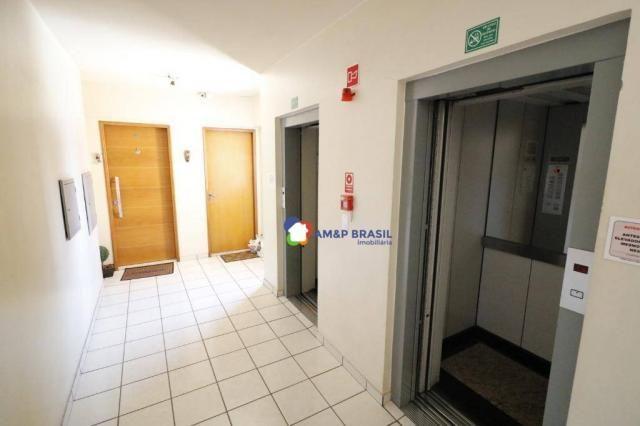 Apartamento com 3 dormitórios à venda, 80 m² por r$ 290.000,00 - setor nova suiça - goiâni - Foto 19