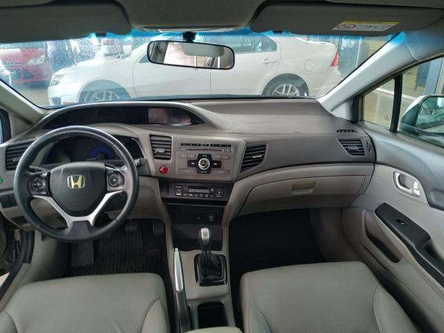 Honda Civic LXL 1.8 Manual - Foto 12