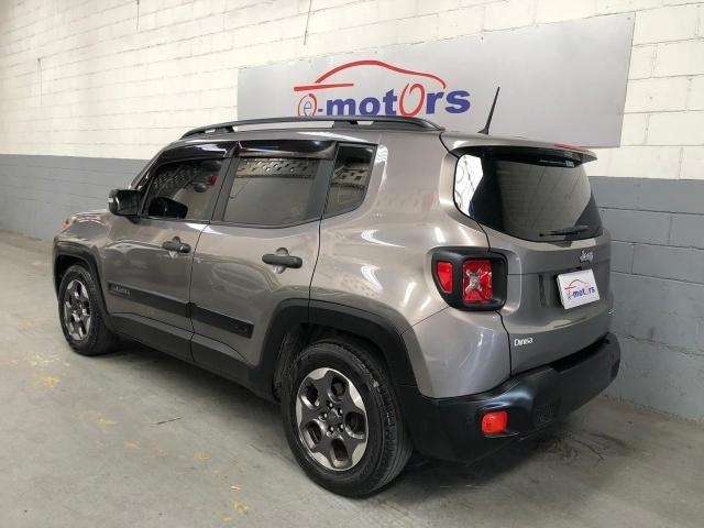 Jeep Renegade Sport Automático 2017 Gnv - Foto 6