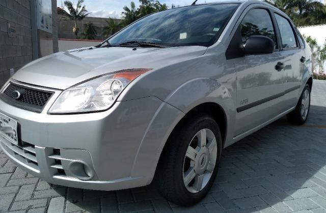 "Fiesta Sedan 1.0 Class Completo Impecável BX Km ""Impecável"" - Foto 12"