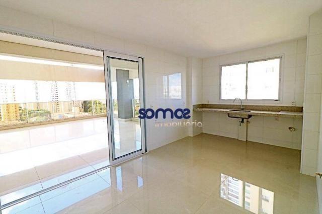 Apartamento duplex com 4 dormitórios à venda, 288 m² por r$ 2.080.000,00 - setor bueno - g - Foto 9