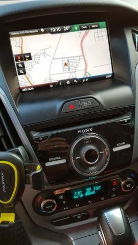 Só Venda.Ford Focus Titanium c/GNV 6° geração. Docs OK. R$43.500 - Foto 6
