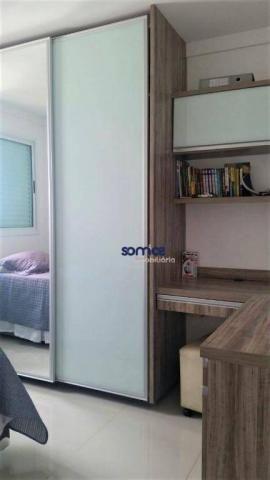 Apartamento com 3 dormitórios à venda, 122 m² por r$ 729.000 - setor bueno - goiânia/go - Foto 10