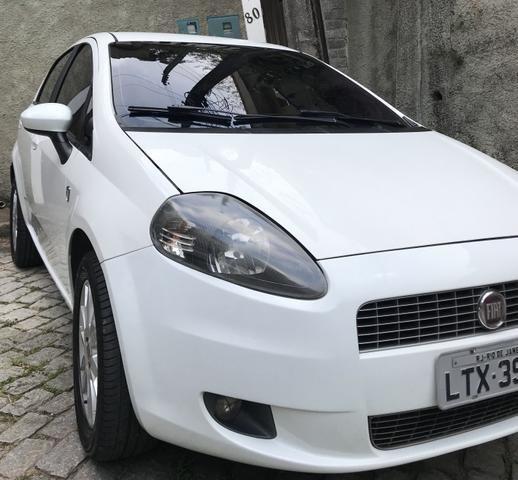 Fiat Punto Attractive Itália 1.4 Flex - Foto 2